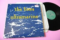 The Lines LP Ultramarine Orig UK 1983 NM