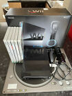 Nintendo Wii Black Console Boxed With 5 Games Just Dance Etc