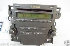 07 08 09 Lexus ES350 Radio 6 CD MP3 Climate Control  86120-33720 TESTED E23#017