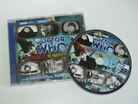 Doctor Who BBC Audio CD   2nd Doctor Reconstructed: The Power of the Daleks