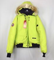 NWT Canada Goose Mens Chilliwack Bomber Jacket Aurora Green Size XL Coat Down