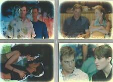 """Dexter - """"Relationships"""" Set of 4 Chase Cards #DR1-4"""
