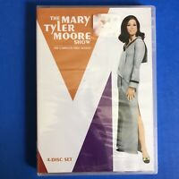 The Mary Tyler Moore Show the complete Season 1 (DVD, 2009,4-Disc Set)NEW SEALED