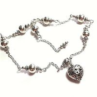 New Ankle Bracelet Women Silver Anklet Foot Jewelry Adjustable Chain Boho Beach