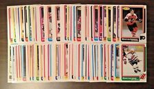 LOT OF 100 DIFFERENT 1986-87 OPC O-PEE-CHEE HOCKEY CARDS NO DUPS X 100 MUST SEE