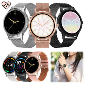 Women Smart Watch Heart Rate Steps Calories Sport for LG Samsung S20 S10 S9 S8 +