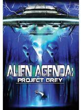 Alien Agenda: Project Grey [New DVD]