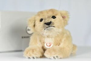 Steiff 036552 Leo Lion Limited Edition Boxed