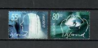 S33944 Island Iceland MNH 2001 Europa Water 2v