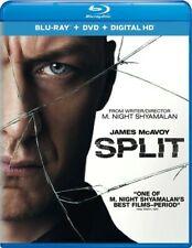 Split (Blu-ray/DVD, 2016)