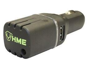 HME HMEAPUR DC Car Scent Eliminator with Dual USB