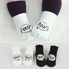 Cute Newborn Infant Baby Socks Boy Girl Cartoon Cotton Socks Toddler Socks FO