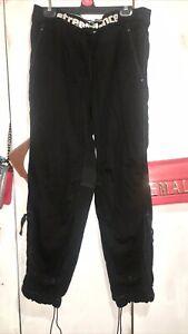 Oversize Dance Pants Streetdance Baggy Cargo Combat Women Size L Eur40/42