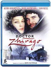DOCTOR ZHIVAGO : THE MINISERIES (Keira Knightley) -  BLU RAY - Sealed Region B