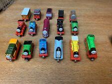 Lot 16 Thomas The Train Metal Diecast Trains