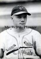 Vintage Photo 87 - St. Louis Cardinals - Ernie White