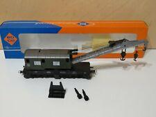 H0 Roco 4316A Kranwagen DB OVP 0817