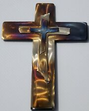 Three Tier Metal Cross