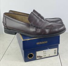 Sebago Classic Penny Loafer Casual Shoes Cordo Size 14 76690 FAST SHIPPING
