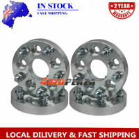 4PCS Wheel Spacers For For Ford Falcon/Fairlaine ZH/EA/EL/BA/BF/FG & AU SERIES