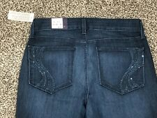 NEW! NYDJ Not Your Daughters Jeans Sz 10 Tummy Tuck *Straight* Dana Point