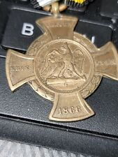 PRUSSIA WAR CROSS 1866 GERMAN SERVICE ----SEE STORE WW1 MEDALS