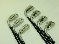 New LH Taylormade M1 Iron set 4-PW Irons - Kuro Kage Graphite Senior flex  M-1