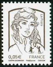 France 4764 ** Marianne de Ciappa et Kawena  0,05 en 2013