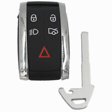 Smart Key Shell +Key Blank fit for JAGUAR X S-Type XF XK XKR Remote Key Case Fob