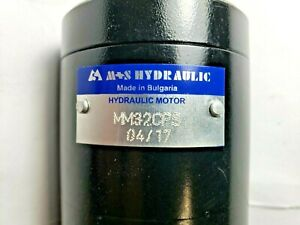 M+S HYDRAULIC MOTOR MM32CPS ( NEW )