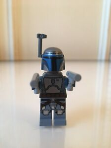 LEGO Star Wars Corporate Alliance Tank 75015 INCOMPLETE with Jango Fett Minifig