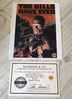 Autograph MICHAEL BERRYMAN 8X10 THE HILLS HAVE EYES  Classic Horror Look