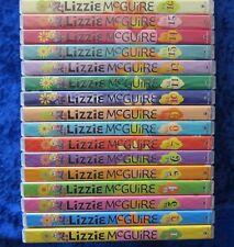 Lizzie McGuire Vol. 1 - 16, 16 DVD Staffel Season ohne Box