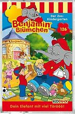 Benjamin Blümchen - Folge 126: Der Zoo-Kindergarten (MC | Hörspiel)