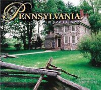 """AS NEW"" Pennsylvania Impressions, , Book"