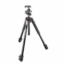 Brand New Manfrotto MK190XPRO3-BH Aluminum Tripod with 496RC2 Ball Head