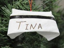Nurse / Nursing Vintage Style Hat Christmas Ornament