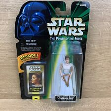 Star Wars Power Of The Force Princess Leia In Ceremonial Dress MOC