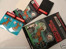 Intellivision Scooby Doo's Maze Chase Intellivision Video Game System
