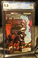 Thanos #5 CGC 9.8 Rob Guillory Venomized Variant Marvel Comics