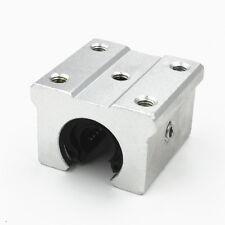 4PCS SBR20UU 20mm Router Motion Bearing Solide Block Unit XYZ CNC SBR Series
