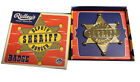 Ridley's Toy Metal Sheriff Badge in Gold w/ Easy Clip on Back Deputy Ranger Star