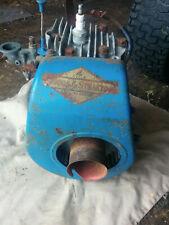 Antique Wm Wmb Briggs Stratton Vintage 6s 5s Engine Motor