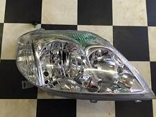 NEW TOYOTA COROLLA FRONT HEAD LIGHT  SUIT wagon  SEDAN HATCH 2001 2002 2003 2004