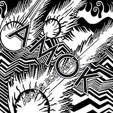 ATOMS FOR PEACE - AMOK: LIMITED EDITION CD ALBUM (Thom Yorke, Flea) (2013)