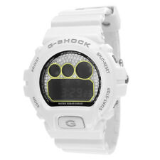 DW6900NB-7DR G-Shock Full White Watch Gold Silver Face Digital Custom Men Date