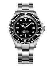 Z8)Neymar Men's Diver Watch 44mm Automatic Watch 1000m Diver Watch 500m Automati
