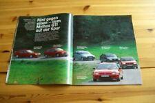 Autozeitung 13640) Fiat Tipo 2.0 GT mit 113PS besser als...?