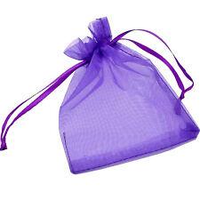 Living Memory Floating Charm Locket Organza Bag Pouch 7cm x 9cm *Wedding Gift