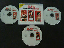 ELVIS & FRIENDS CHRISTMAS ALBUM RARE AUSSIE 3 CD SET! JOHNNY MATHIS CONNIE